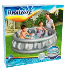 Bestway Inflatable Space Ship Pool Φ1.52m x H43cm