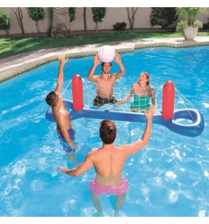 Bestway Inflatable Volleyball Set 2.44m x 64cm