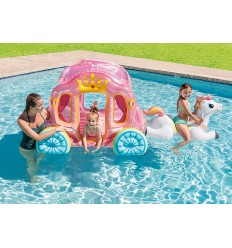 Intex 56514 Inflatable Play Centre Princess Carriage