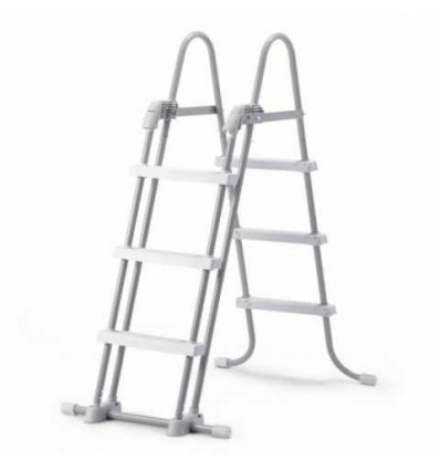 Intex Steel Safety Ladder 28076 For Above Ground Pools 122cm