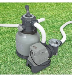 Intex Krystal Clear Sand Filter and Pump 2.100gal/hr