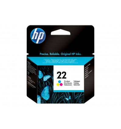 hp ink 22 Colour