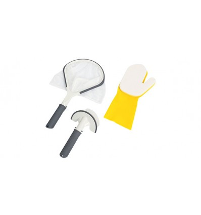 LAY-Z-SPA ALL-IN-1 TOOL CLEANING SET