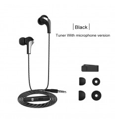 Langsdom R29 wired Earphone HiFi Dual Stereo WITH MICROPHONE